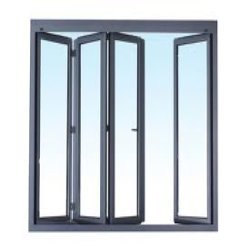 Aluminum trading company for Section window design